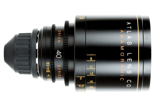 Atlas Orion 40 Anamorphic PL