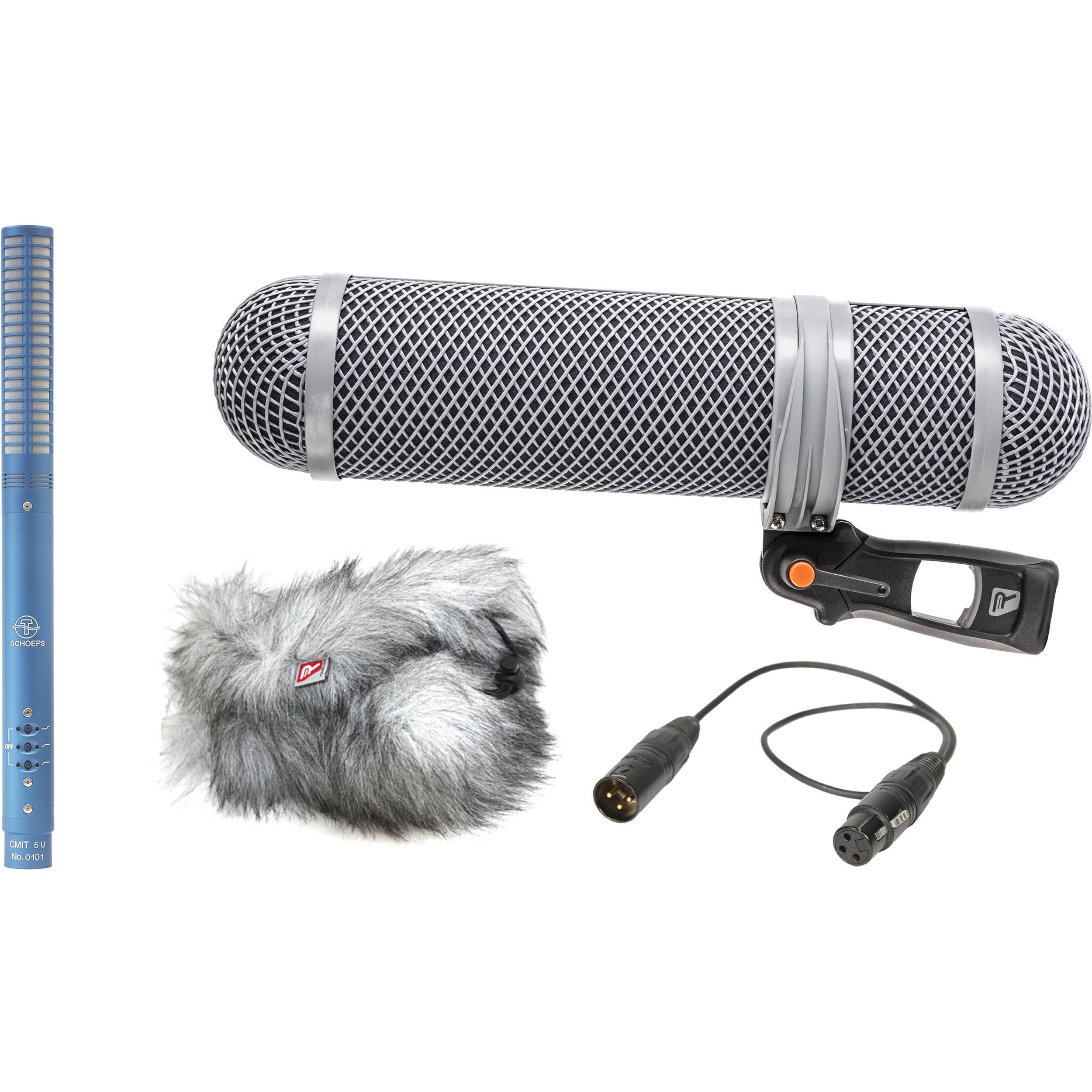 Microfon – Schoeps 5 CMIT 5U